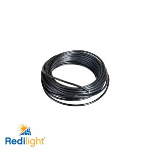 Twin DC Cable for Redilight solar panel and LED lighting kit