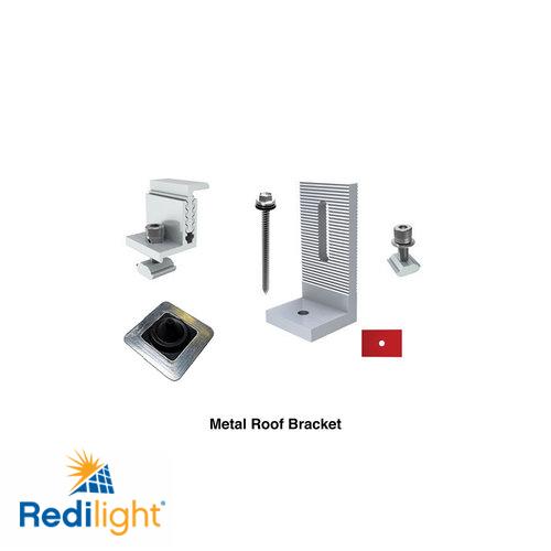 150 watt solar panel metal roof bracket mounting kit