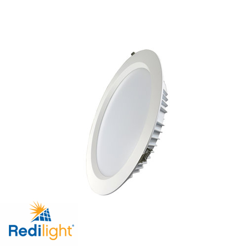 24 watt LED recessed round lights for Redilight solar skylight alternative