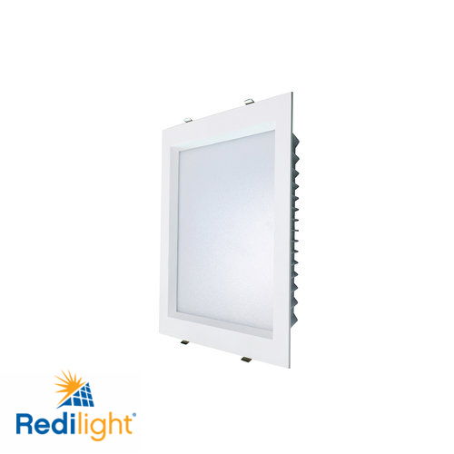24 watt LED recessed square light for Redilight solar skylight alternative