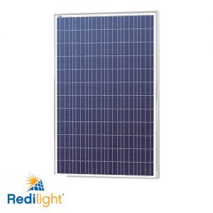 250 watt solar panel for Redilight solar powered skylight alternative