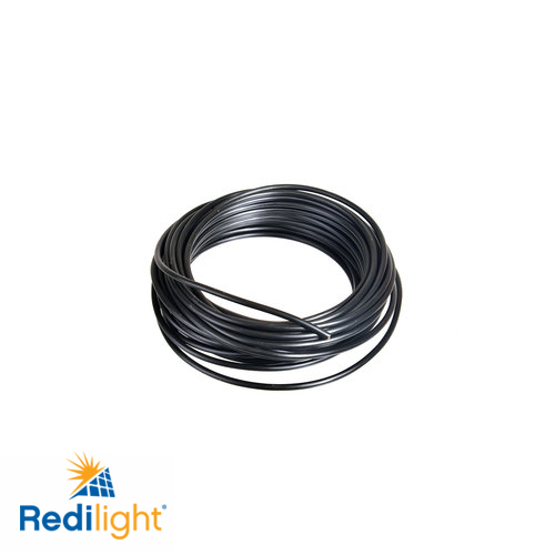 35 watt solar powered LED lighting kit cable
