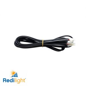 Redilight light to driver extension cable for solar powered LED lights