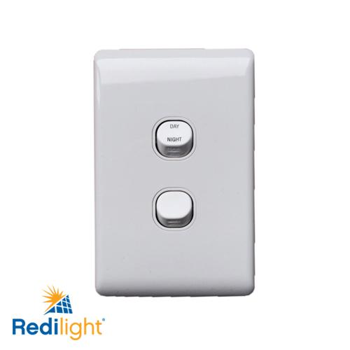 Day night switch for Redilight smart kylight alternative