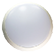 Redilight 24 watt round LED light for use with Redilight solar powered skylight alternative