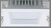 Redilight 6 watt square LED light for use with Redilight solar powered skylight alternative